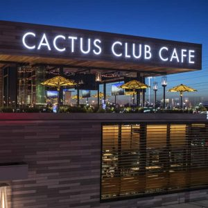 BC Restaurant Menus Cactus Club Cafe Southpoint