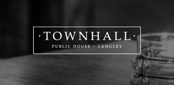 Townhall Langley BC Online Menu Ordering