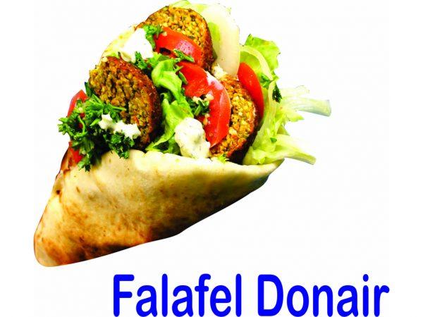 Falafel Donair Burnaby BC Mr Greek Donair Shop